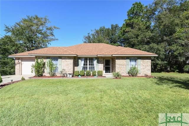 1500 Woodcrest Circle, Hinesville, GA 31313 (MLS #235564) :: Barker Team | RE/MAX Savannah