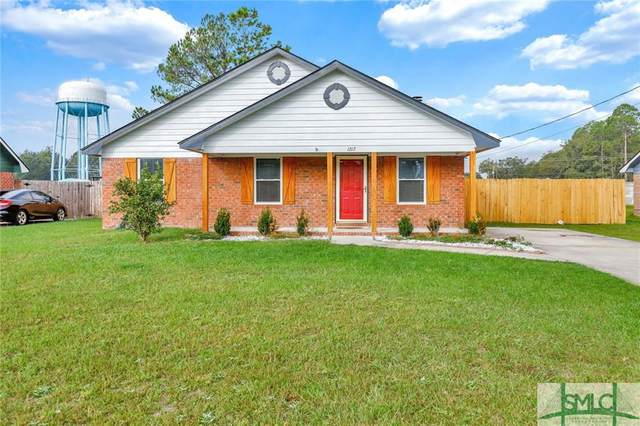 1212 Knotts Drive, Hinesville, GA 31313 (MLS #235597) :: Coastal Homes of Georgia, LLC