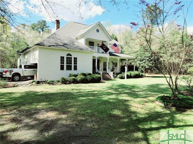 2005 Plantation Pointe Drive, Statesboro, GA 30461 (MLS #235601) :: Glenn Jones Group | Coldwell Banker Access Realty