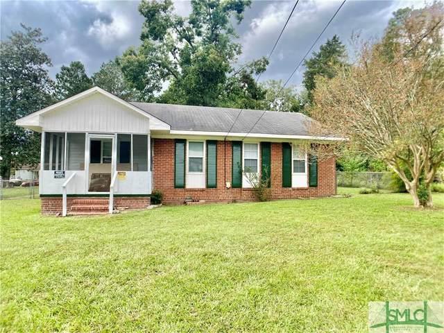 353 Dixie Crescent, Millen, GA 30442 (MLS #235607) :: Barker Team | RE/MAX Savannah