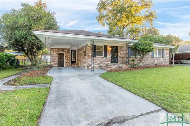 1120 Maribob Circle, Savannah, GA 31406 (MLS #235615) :: McIntosh Realty Team