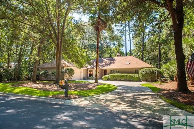 6 Deer Run, Savannah, GA 31411 (MLS #235618) :: Level Ten Real Estate Group