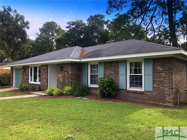 5634 Lafitte Drive, Savannah, GA 31406 (MLS #235619) :: Level Ten Real Estate Group