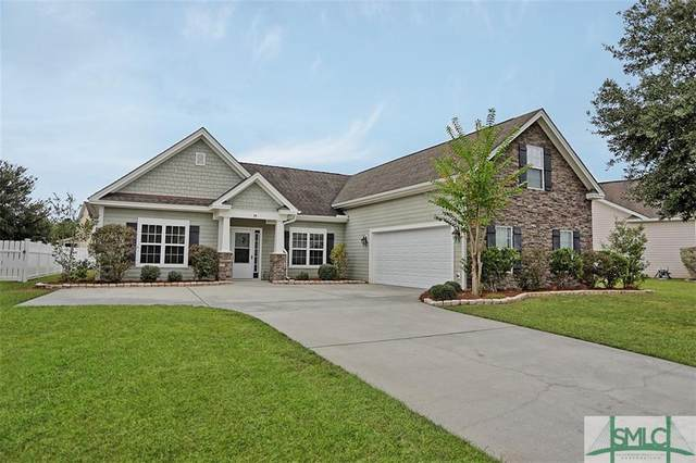38 Olde Gate Court, Pooler, GA 31322 (MLS #235650) :: Liza DiMarco