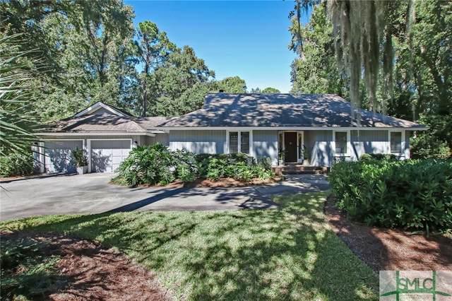 225 Wiley Bottom Road, Savannah, GA 31411 (MLS #235651) :: Level Ten Real Estate Group