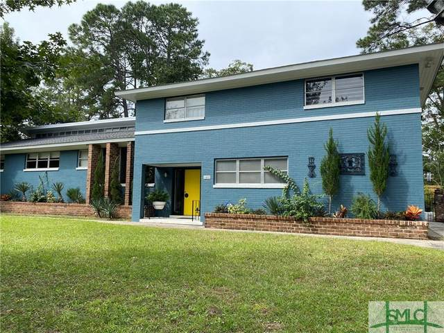 5605 Sweetbriar Circle, Savannah, GA 31406 (MLS #235652) :: Keller Williams Coastal Area Partners