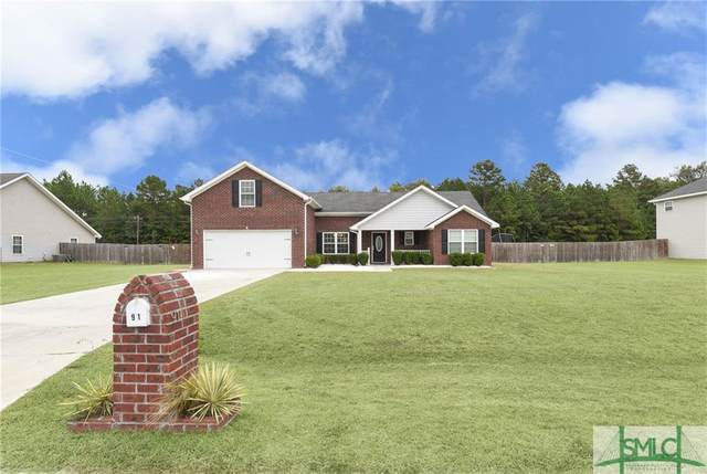 91 Ashley Lane NE, Ludowici, GA 31316 (MLS #235653) :: The Arlow Real Estate Group