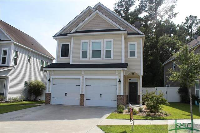 690 Summer Hill Way, Richmond Hill, GA 31324 (MLS #235660) :: Coastal Savannah Homes