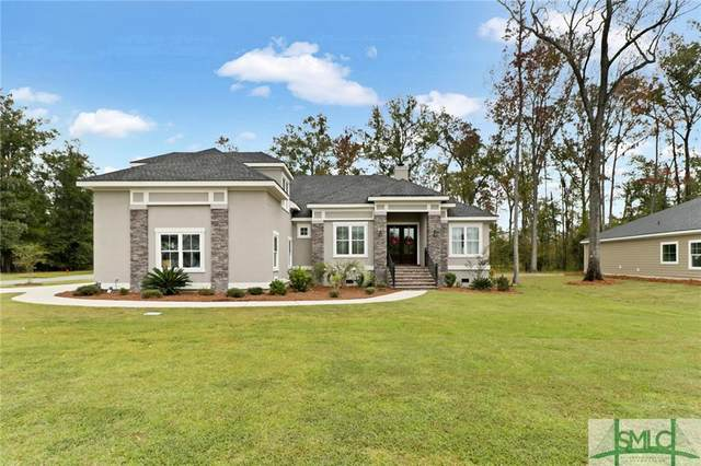 2 Eagles Peak Court, Savannah, GA 31419 (MLS #235665) :: Partin Real Estate Team at Luxe Real Estate Services