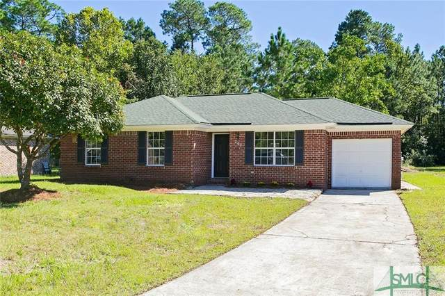 207 Greene Drive, Rincon, GA 31326 (MLS #235668) :: Level Ten Real Estate Group
