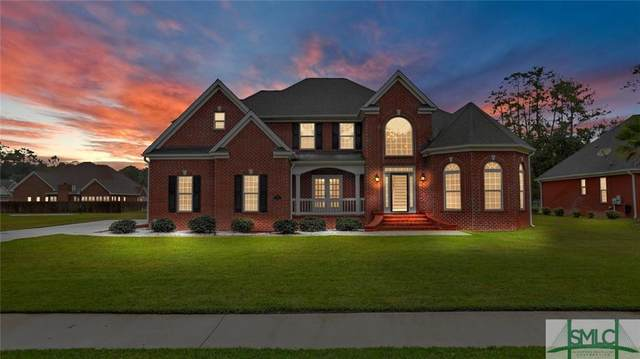 108 Ali Avenue, Hinesville, GA 31313 (MLS #235672) :: The Arlow Real Estate Group