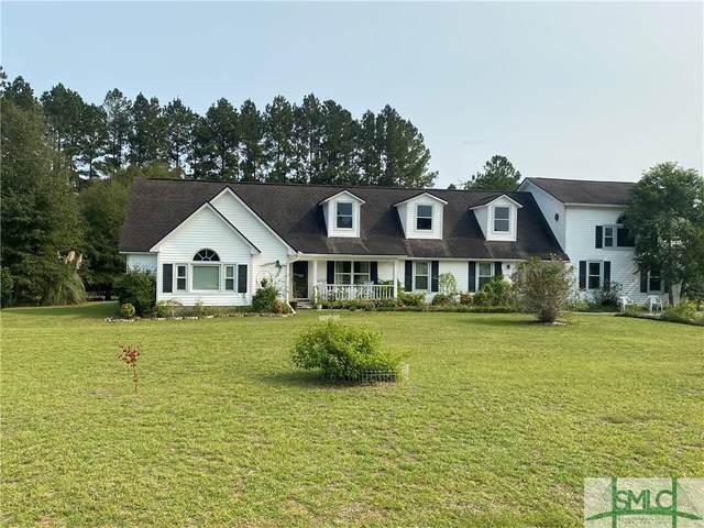 408 Old River Road S, Brooklet, GA 30415 (MLS #235684) :: Coastal Savannah Homes