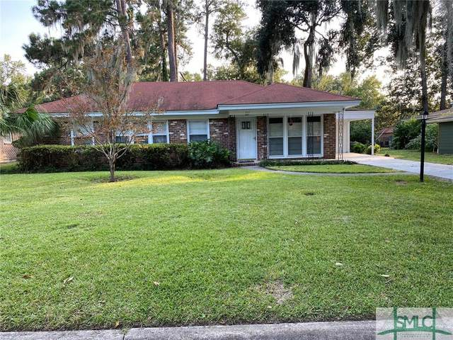 507 Mclaws Street, Savannah, GA 31405 (MLS #235689) :: Coastal Savannah Homes