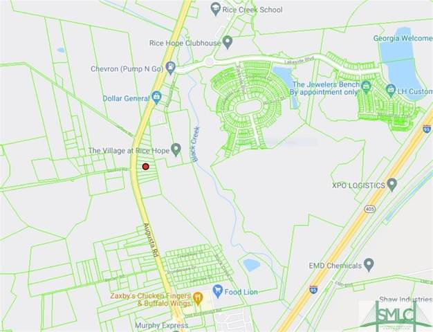 0 Highway 21 Highway, Port Wentworth, GA 31407 (MLS #235690) :: Bocook Realty
