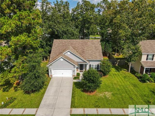 208 Sawgrass Drive, Savannah, GA 31405 (MLS #235691) :: Teresa Cowart Team