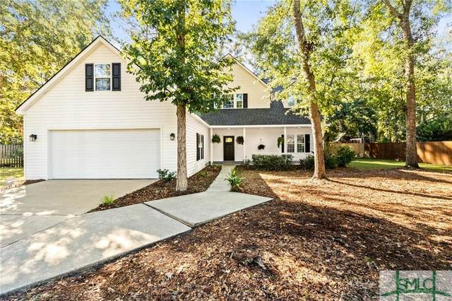 32 Steele Wood Drive, Richmond Hill, GA 31324 (MLS #235694) :: Keller Williams Realty-CAP