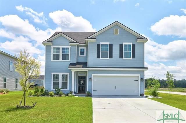 193 Brickhill Circle, Savannah, GA 31407 (MLS #235697) :: RE/MAX All American Realty