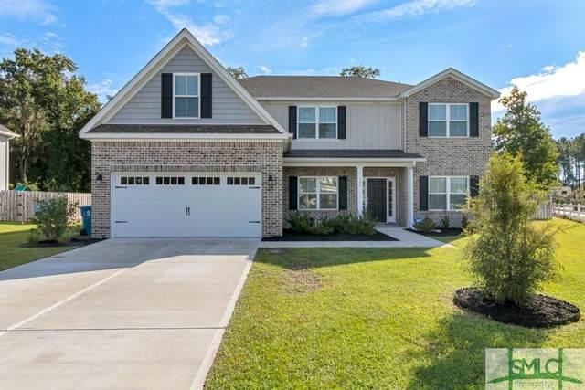 195 Timberland Circle, Richmond Hill, GA 31324 (MLS #235706) :: The Arlow Real Estate Group