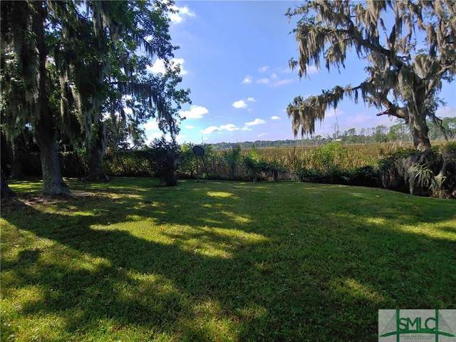 359 Riverview Drive, Savannah, GA 31404 (MLS #235714) :: Bocook Realty
