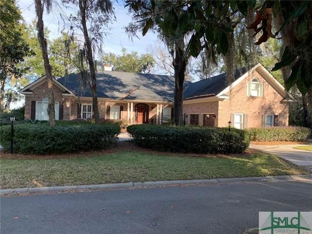 140 Grays Creek Drive Drive, Savannah, GA 31410 (MLS #235715) :: The Arlow Real Estate Group