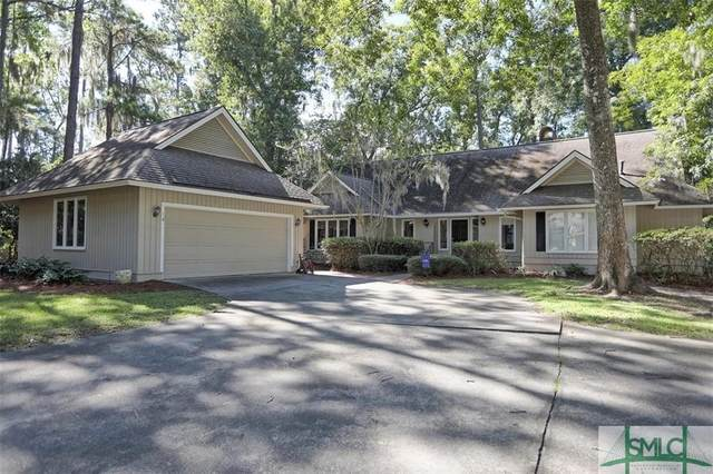 13 Lillibridge Crossing, Savannah, GA 31411 (MLS #235720) :: Level Ten Real Estate Group