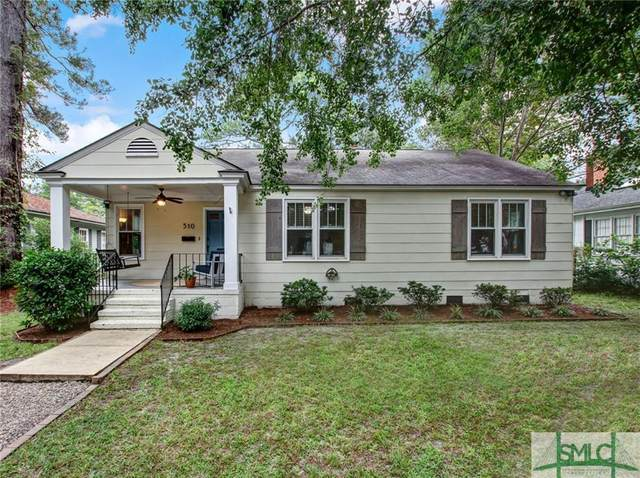 510 Columbus Drive, Savannah, GA 31405 (MLS #235727) :: McIntosh Realty Team