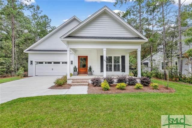 204 Ridgewood Park Drive S, Richmond Hill, GA 31324 (MLS #235739) :: The Arlow Real Estate Group