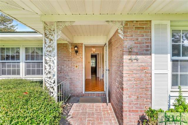 44 Jameswood Avenue, Savannah, GA 31406 (MLS #235749) :: Bocook Realty