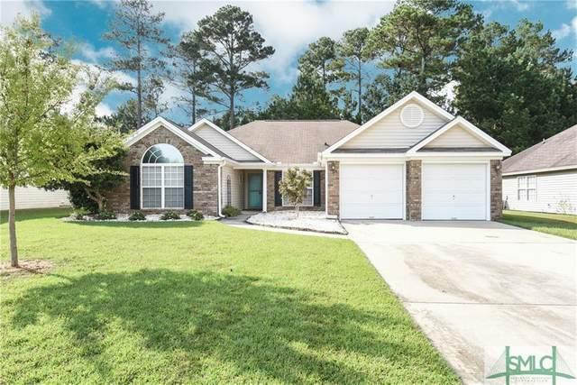 142 Pampas Drive, Pooler, GA 31322 (MLS #235753) :: The Arlow Real Estate Group