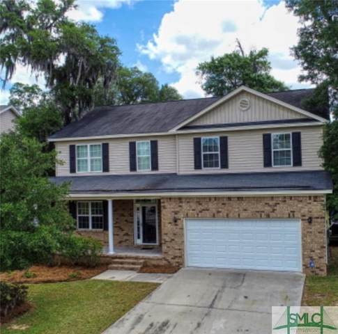 22 Concordia Drive, Savannah, GA 31419 (MLS #235772) :: Keller Williams Coastal Area Partners