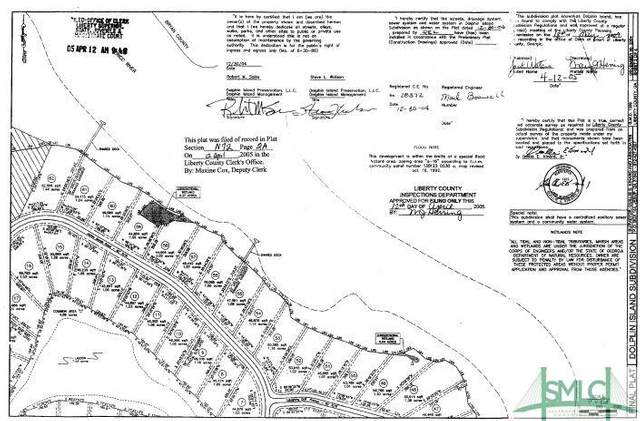Lot 28 Jerico Marsh Road, Midway, GA 31320 (MLS #235786) :: The Arlow Real Estate Group