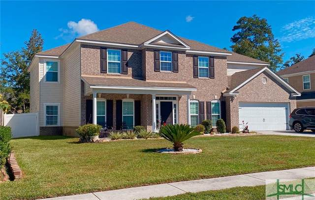 104 Oaktrace Place, Savannah, GA 31419 (MLS #235808) :: Bocook Realty
