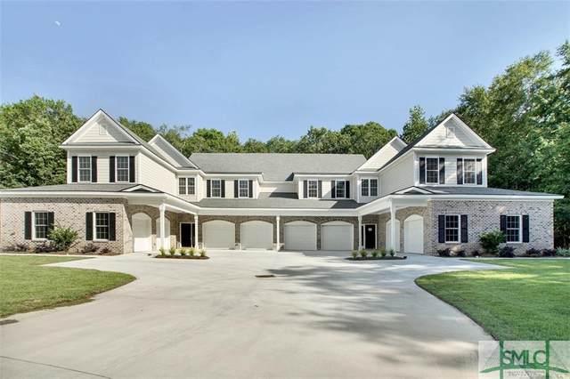 1203 Woodside Ridge, Savannah, GA 31405 (MLS #235819) :: McIntosh Realty Team