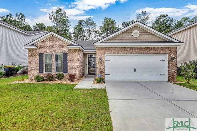 97 Crystal Lake Drive, Savannah, GA 31407 (MLS #235821) :: The Arlow Real Estate Group