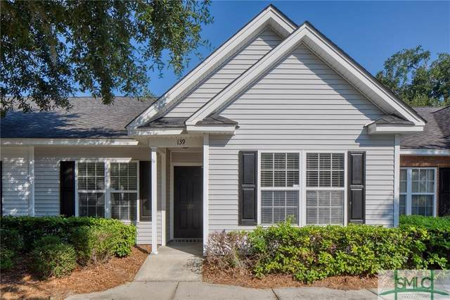 139 River Pointe Drive, Savannah, GA 31410 (MLS #235822) :: Keller Williams Realty-CAP