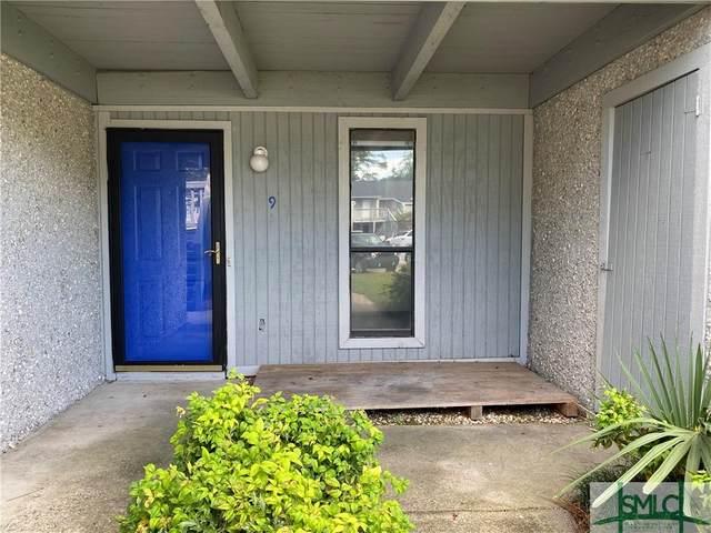 9 Tabby Lane, Savannah, GA 31410 (MLS #235829) :: Heather Murphy Real Estate Group