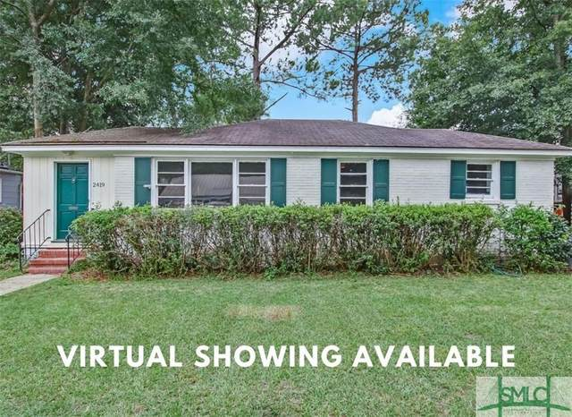 2419 E 40th Street, Savannah, GA 31404 (MLS #235830) :: Barker Team | RE/MAX Savannah