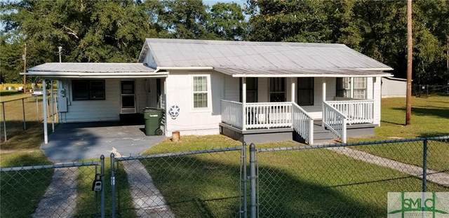 814 N Main Street, Pembroke, GA 31321 (MLS #235842) :: Partin Real Estate Team at Luxe Real Estate Services