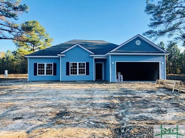 172 Tondee Way, Midway, GA 31320 (MLS #235855) :: Bocook Realty