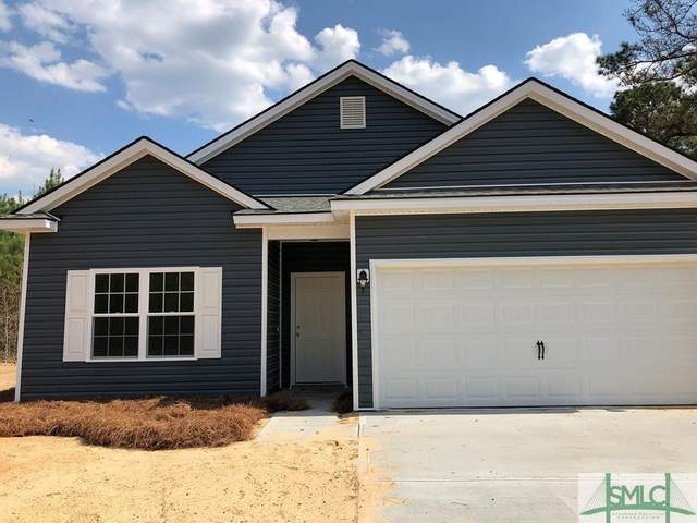 263 Tondee Way, Midway, GA 31320 (MLS #235859) :: Glenn Jones Group | Coldwell Banker Access Realty