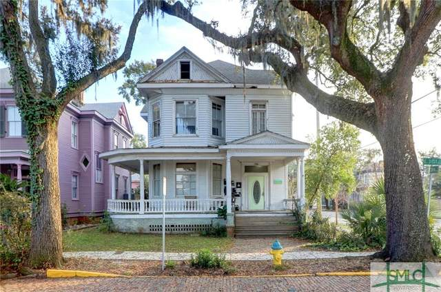 201 E 31st Street, Savannah, GA 31401 (MLS #235861) :: Coastal Savannah Homes