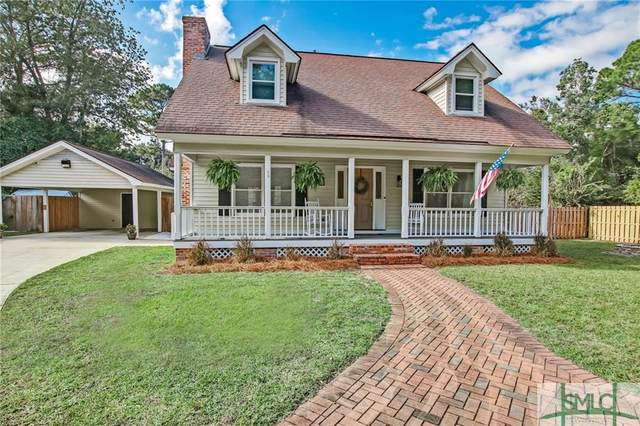 8907 Ferguson Avenue, Savannah, GA 31406 (MLS #235867) :: Keller Williams Coastal Area Partners