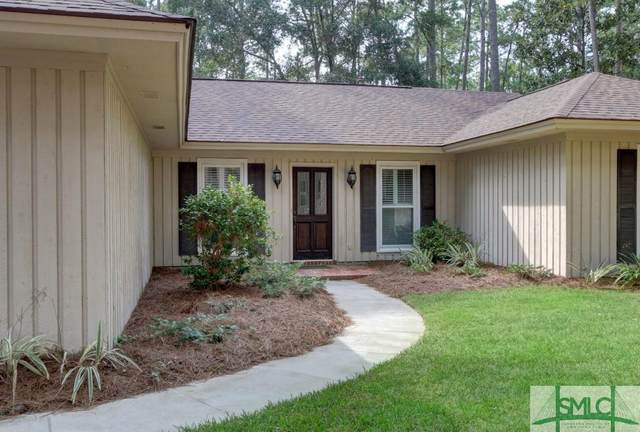 132 Mercer Road, Savannah, GA 31411 (MLS #235869) :: Level Ten Real Estate Group