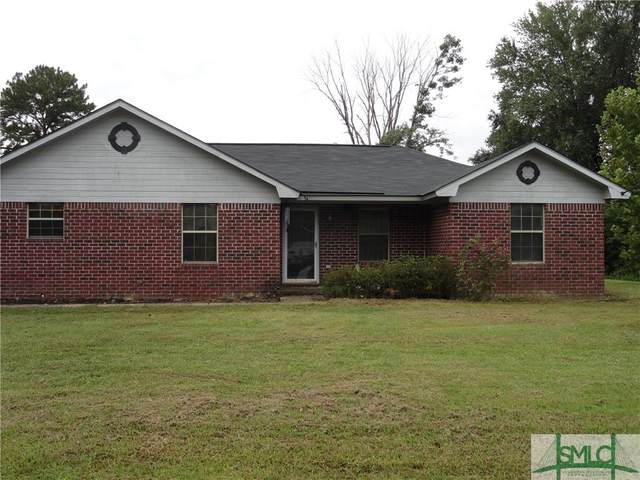 81 E Beaver Lane, Midway, GA 31320 (MLS #235871) :: Coastal Savannah Homes