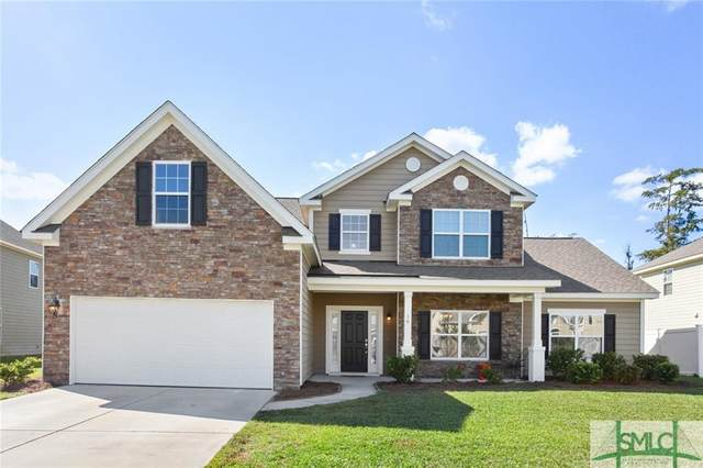 16 Belle Gate Court, Pooler, GA 31322 (MLS #235873) :: Liza DiMarco