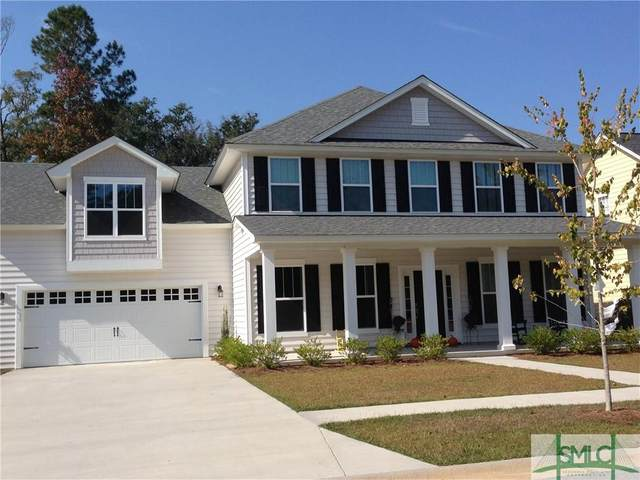 39 Harvest Moon Drive, Savannah, GA 31419 (MLS #235878) :: Level Ten Real Estate Group