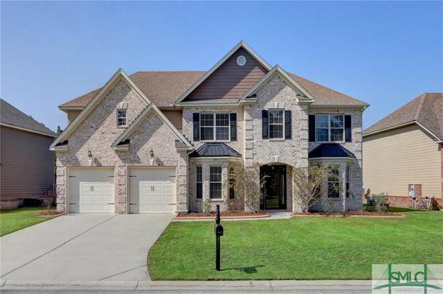 183 Clover Point Circle, Guyton, GA 31312 (MLS #235883) :: The Arlow Real Estate Group