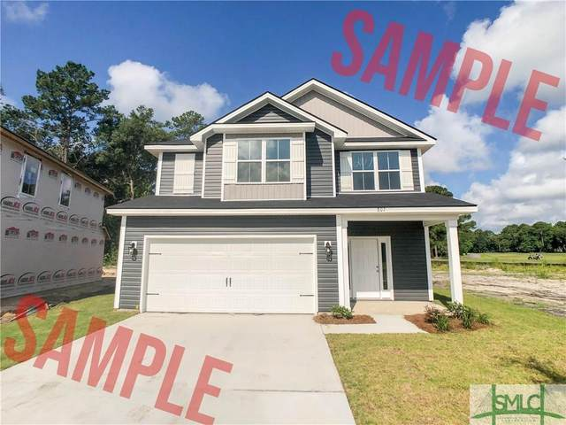 799 Fairview Circle, Hinesville, GA 31313 (MLS #235887) :: Level Ten Real Estate Group