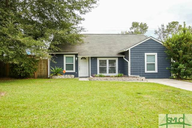 207 Osprey Drive, Richmond Hill, GA 31324 (MLS #235890) :: Barker Team | RE/MAX Savannah