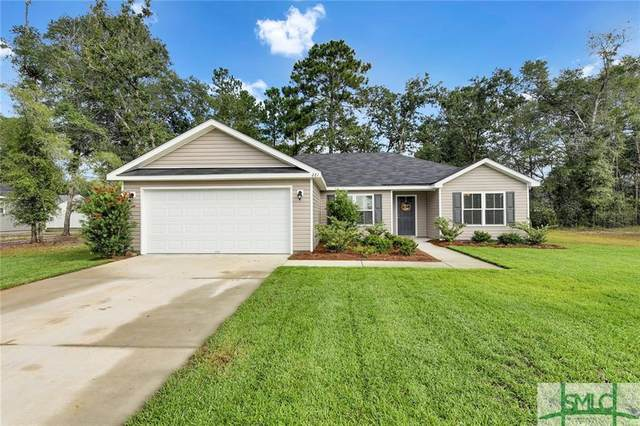 221 Crape Myrtle Court, Springfield, GA 31329 (MLS #235895) :: Barker Team | RE/MAX Savannah